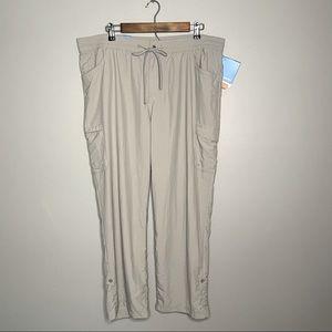 Columbia Omni-shade Water Resistant Cargo Pants